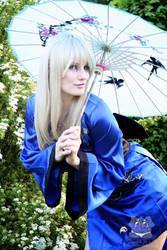 Blue Dragon 02 by FlyAlien