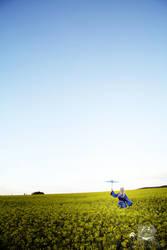 Blue Dragon 04 by FlyAlien