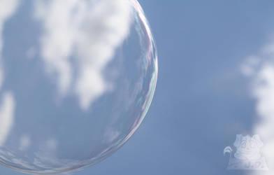 soapbubble by FlyAlien