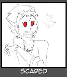 Scared Vex is scared. by MUTANTS-FOREVER