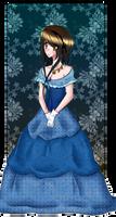AoH : Winter Ball Dress by NaruSparkles