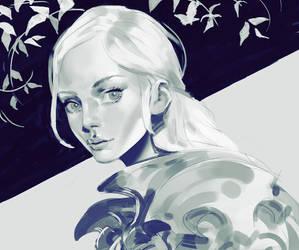 pretty_knight by LebedevD