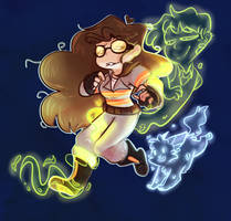 Ghostbuster Vops by Keapoki