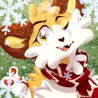 Nifty christmas icon by Keapoki
