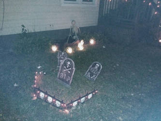 My Halloween Decor 2018 by OrionPax09