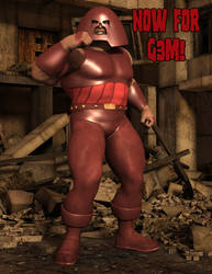 Juggernaut - Now For Genesis 8 Male(s)! by OrionPax09