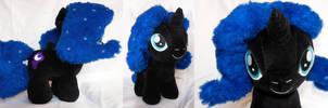 Luna - Chibi/Filly Plush by TadStone