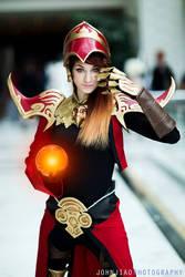 Diablo III - Firebirds Wizard 1  Katsucon by ByndoGehk