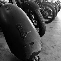 Rows of Rubber by Snowdog367