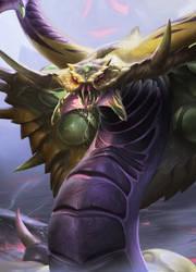 Artifact - Venomancer by JiHunLee