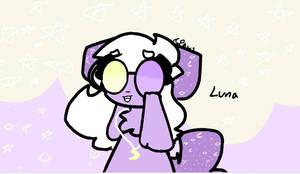 Lunaiiiioiiiiidjjhd by PawsWorlSAS