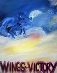 Wings for Luna by Tridgeon