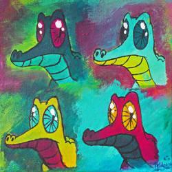 Pop Gummy by Tridgeon