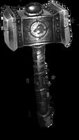 Doomhammer by Wolfgan