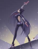 Bayonetta by Kissumi26