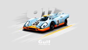 Porsche 917 Vector by depot-hdm