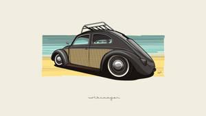 VW Callook Vector by depot-hdm
