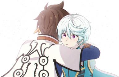 Hug~ by SoNyaNeko