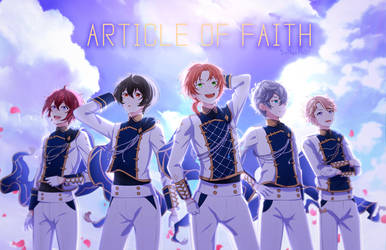 Article of Faith by SoNyaNeko