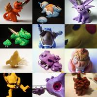 Pokemon Pipes by Fuckinintents