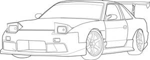 S13 Drifter by Slidingmy240sx