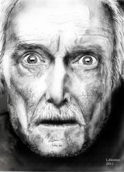 Old man by Sevofseven