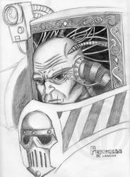 The Primarch Series: Perturabo by Daeouse