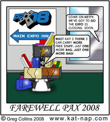 Kat-Nap Comic 32 PAX'ed UP by cobaltkatdrone