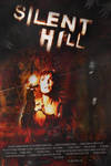 Sillent Hill Poster by cobaltkatdrone