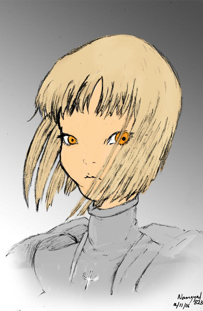 Claymore by Namgyal