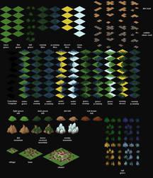 Fabula DIvina Pixels p1 by Sylvant