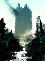Broken city by torvenius