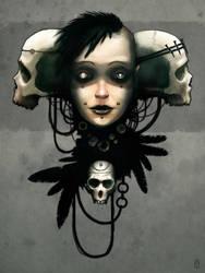 Totem Girl by torvenius