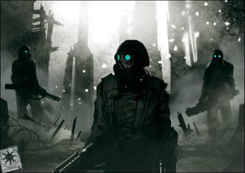 Riddick concept by torvenius