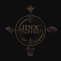 Logo for JINX TATTOO by torvenius