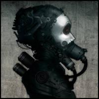 GRENDEL album art by torvenius