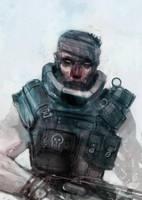 speed painted war veteran by torvenius