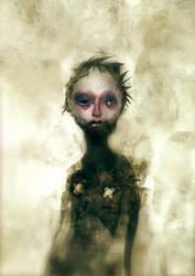 Zombi girl by torvenius