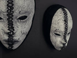 New mask - 'Cut through' by torvenius