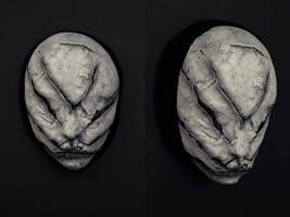 New mask - 'Hidden eyes' by torvenius