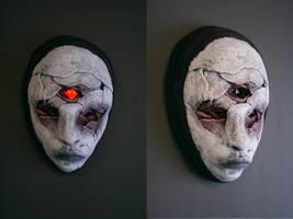 Mask 'Third Eye' by torvenius