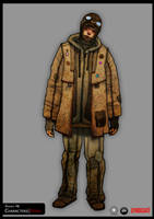 SYNDICATE concept - hobo by torvenius