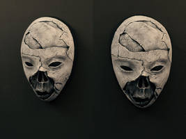 mask - SKULLFACE by torvenius