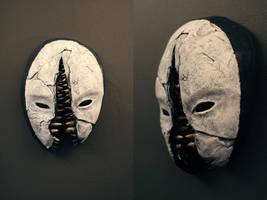 mask - SPLITFACE by torvenius