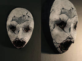mask - HAGMOUTH ii by torvenius