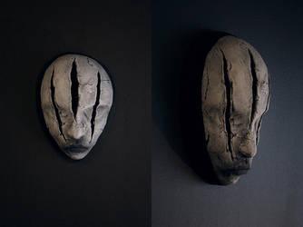 mask - 3 cuts by torvenius