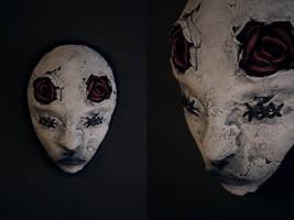Ceramic sculpture - meathead by torvenius