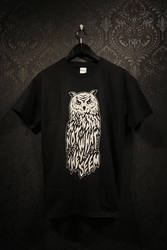 The Owls are not what they seem t-shirt by torvenius