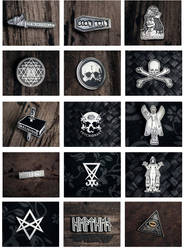 New pins! by torvenius