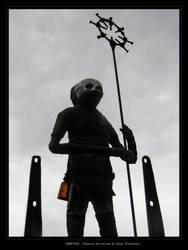 Arevig - Orphan sculpture by torvenius
